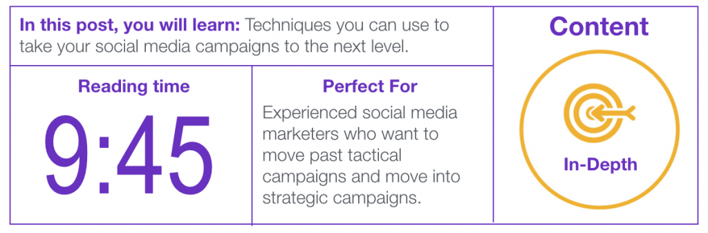 Image of social media strategy
